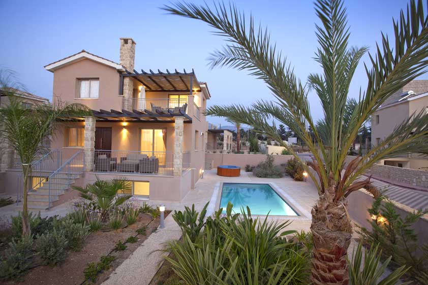 Sandy Beach Villas